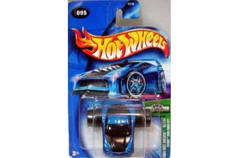 HOT WHEELS 2004 FIRST EDITIONS 95/100 FATABX 2005 CORVETTE VEHICLE