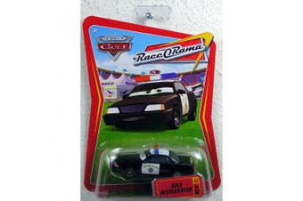 Disney / Pixar CARS Movie 1:55 Die Cast Car Series 3 World of Cars Axle Accelerator by Unknown