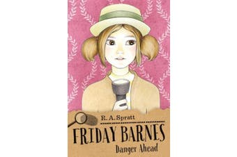 Friday Barnes 6: Danger Ahead
