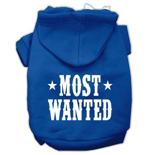 Most Wanted Screen Print Pet Hoodies Blue Size XL (16) A poly/cotton sleeved hoodie for cold weather days, double stitched in all the right places for comfort and durability!Product Summary : New Pet Products/Screen Print Hoodies/Most Wanted Screen Print Pet Hoodies@Pet Apparel/Dog Hoodies/Screen Print Hoodies/Most Wanted Screen Print Pet Hoodies@Pet Apparel/Dog Hoodies/Screen Print Hoodies COPY/Most Wanted Screen Print Pet Hoodies A poly/cotton sleeved hoodie for cold weather days, double stitched in all the right places for comfort and durability! Product Summary : New Pet Products/Screen Print Hoodies/Most Wanted Screen Print Pet Hoodies@Pet Apparel/Dog Hoodies/Screen Print Hoodies/Most Wanted Screen Print Pet Hoodies@Pet Apparel/Dog Hoodies/Screen Print Hoodies COPY/Most Wanted Screen Print Pet Hoodies