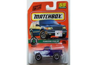 Matchbox Flareside Pickup #55
