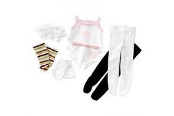 American Girl Doll Underwear, Tights & Socks 46cm Dolls Clothes/clothing