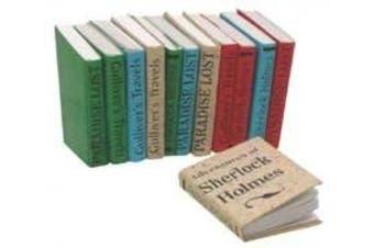 Dollhouse 12-Pc. Paperback Book Set