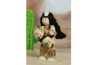 Le Toy Van BK947 New Budkins Bendy Wooden Tribe Mother