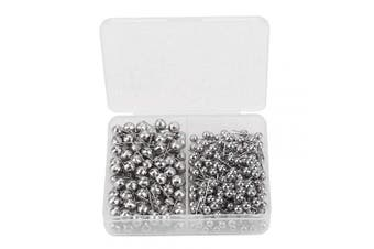 (Silver) - Round Head Pins,Akozon 300pcs Round Pearl Head Pins Dressmaking Sewing Fixed Marking Practical Tool(Silver)