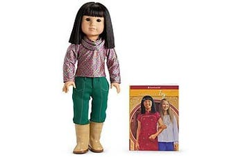 American Girl Ivy Doll & Paperback Book