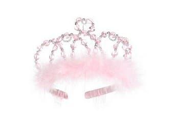 Great Pretenders Princess Tiara - Pink/Silver