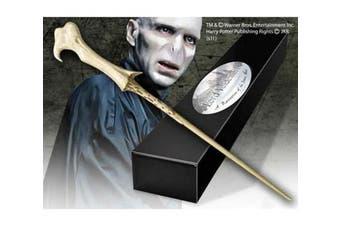 Noble Collection - Harry Potter réplique baguette de Lord Voldemort (édition person