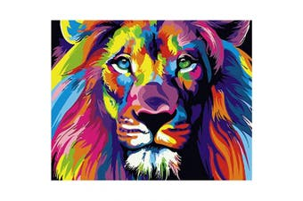 (40*30, Tiger) - Diamond Painting Kits for Adults Kids, 5D DIY Tiger Diamond Art Accessories with Round Full Drill Dotz for Home Wall Decor - 15.7×30cm
