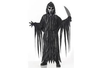 (medium(8-10)) - California Costumes Howling Horror Child Costume, Large