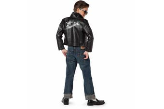 (Small) - Charades Costumes 134229 Fifties Thunderbird Jacket Child Costume