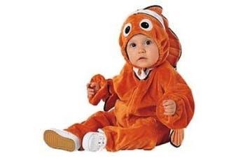 Baby Disney Nemo Halloween Costume (Size: 3-6M)