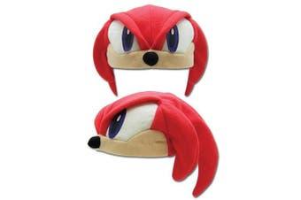 Sonic the Hedgehog: Class Knuckles Fleece Cosplay Cap