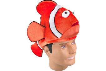 Kid's Clown Fish Hat