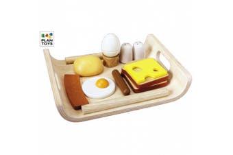 Plan Toys 34150 Breakfast Menu