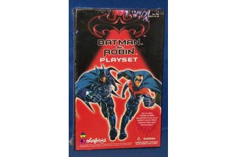 Batman & Robin Colorforms Playset