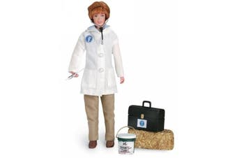 Breyer B522 Traditional 1:9 Scale Veterinarian Doll with Vet Kit