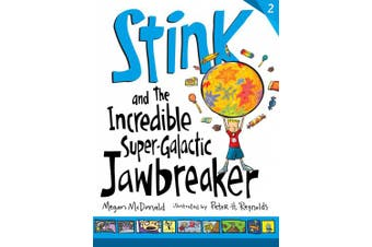 Stink and the Incredible Super-Galactic Jawbreaker (Stink (Hardcover))