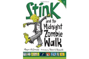 Stink and the Midnight Zombie Walk (Stink (Quality))