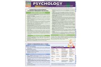 Psychology: Developmental (Quick Study: Academic)