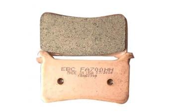 EBC Double-H Superbike Brake Pad Sintered metal - Front Brake# FA700HH #125254