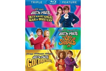 Austin Powers Collection [Blu-ray]