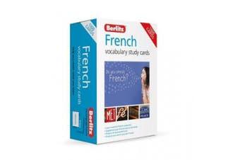 Berlitz French Study Cards (Language Flash Cards) (Berlitz Vocabulary Study Cards)