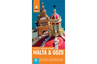 Pocket Rough Guide Malta & Gozo (Travel Guide with Free eBook) (Rough Guides Pocket)