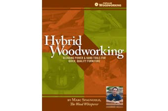 Hybrid Woodworking: Blending Hand & Power Tools for Faster, Better Furniture Making