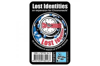 Lost Identities(Chrononauts)
