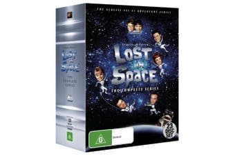 Lost in Space (1965): The Complete Series [Region 4]