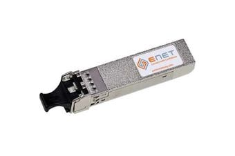 HP Compatible J9151A - Functionally Identical 10GBASE-LR SFP+ - Procurve 1310nm 10km DOM Enabled Duplex LC Connector (j9151a-enc)