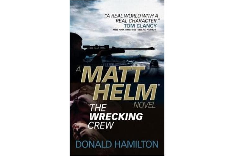 Matt Helm - The Wrecking Crew
