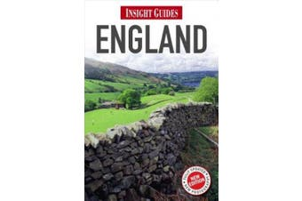 Insight Guides: England (INSIGHT GUIDES)