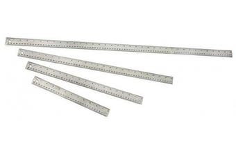 (38cm ) - Alumicolor 8015 Stainless Steel Ruler, 38cm