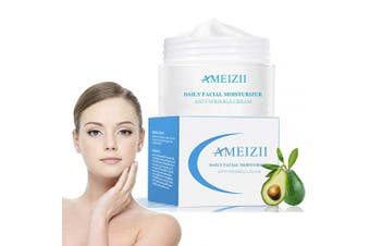AMEIZII Daily Facial Moisturiser Anti-Wrinkle Cream Natural Materials Snail Moist Nourishing Skin Care Whitening Moisturiser Anti-Ageing Essence Face Cream