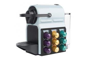 (Model: Nespresso INISSIA, Black) - U-CAP, the Capsule Holder suitable for Nespresso INISSIA