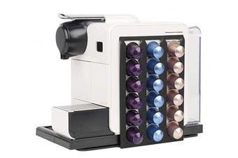 (Model: LATTISSIMA TOUCH / PLUS, Black) - U-CAP, the Capsule Holder suitable for Nespresso LATTISSIMA TOUCH and PLUS