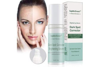 Dark Spot Corrector, Lightening Serum, Skin Brightening Serum, Dark Spot Remover, Freckle Serum for Face and Body, Melasma Treatment, Anti Ageing Serum, Improve Lighten Brighten Dark Spot