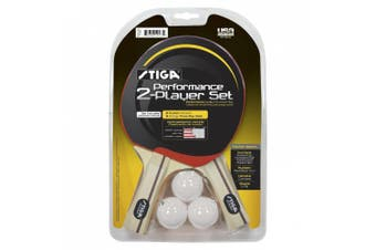 (2-Player) - STIGA Performance 2-Player Table Tennis Set