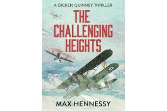 The Challenging Heights (The RAF Trilogy)