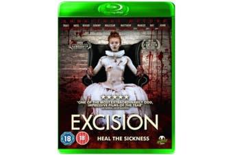 Excision [Region B] [Blu-ray]