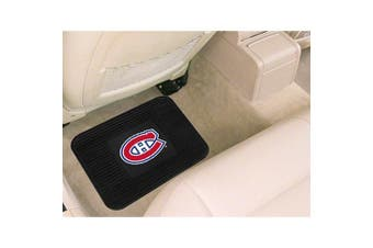 (montrealcanadiens) - Fanmats 10772 NHL - 14 in. x17 in. - Montreal Canadiens Utility Mat