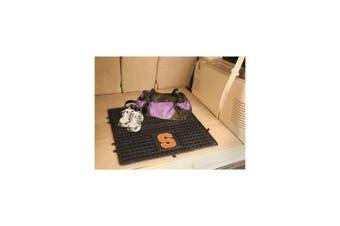 (80cm  x 80cm , Heavy Duty Vinyl Cargo Mat) - Fanmats 11340 COL - 31 in. x31 in. - Syracuse University Heavy Duty Vinyl Cargo Mat