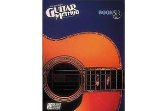 Hal Leonard Guitar Method Book 3 (Book)