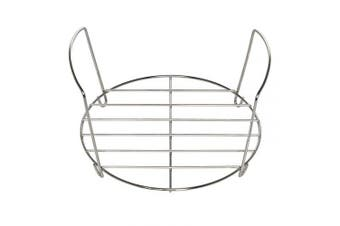 (Wire Roasting Rack) - Instant Pot 5252282 Stainless Steel Official Wire Roasting Rack, Compatible with 5.7l and 5.7l cookers