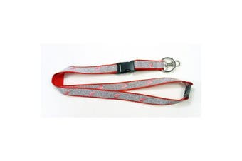(Detroit Red Wings) - NHL - Detroit Red Wings Sparkle Lanyard