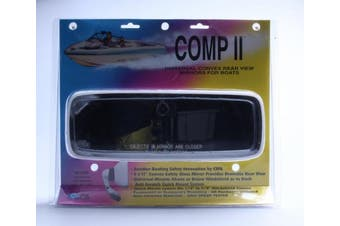 (White) - CIPA Comp II Marine Mirror
