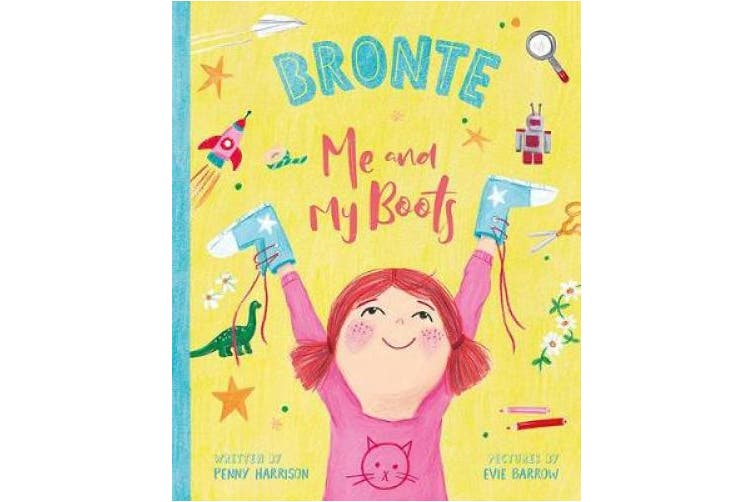 Me and My Boots (Bronte)