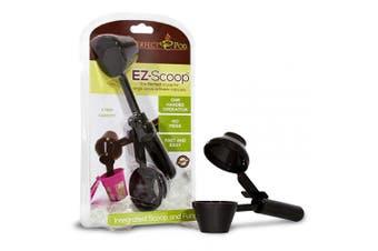 (Black) - Perfect Pod EZ-Scoop for Single Serve Refillable Capsules